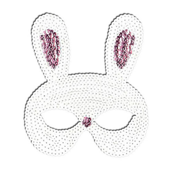 sequin_rabbit_mask
