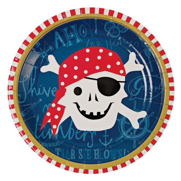 ahoy_there_pirate_plates