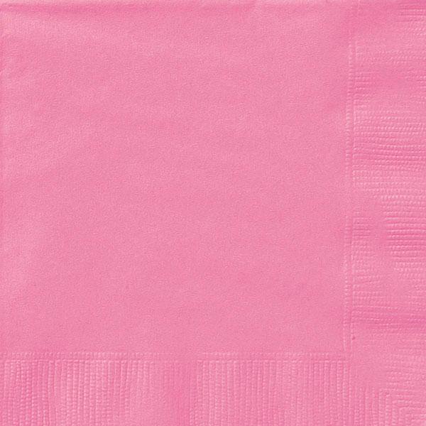 plain_hot_pink_napkins