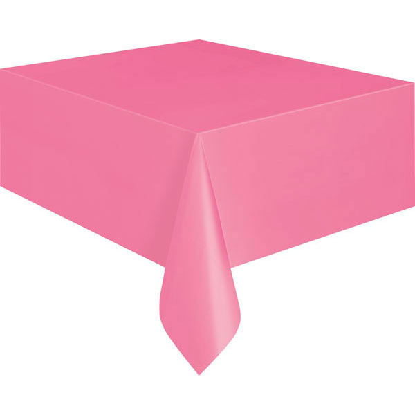 plain_hot_pink_tablecover
