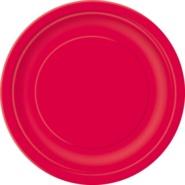 plain_ruby_red_plates