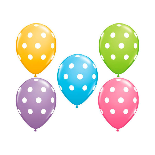 polka_dot_mixed_balloons