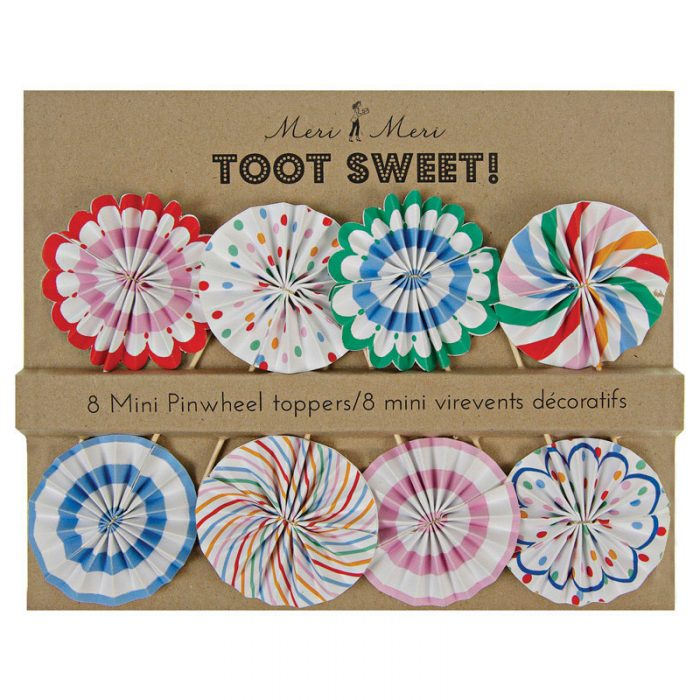 toot_sweet_mini_pinwheel_cake_toppers