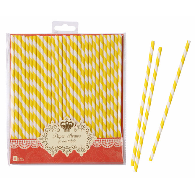 paper_straws_yellow_stripe