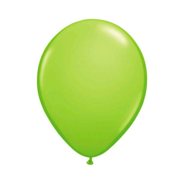 balloons_lime_green