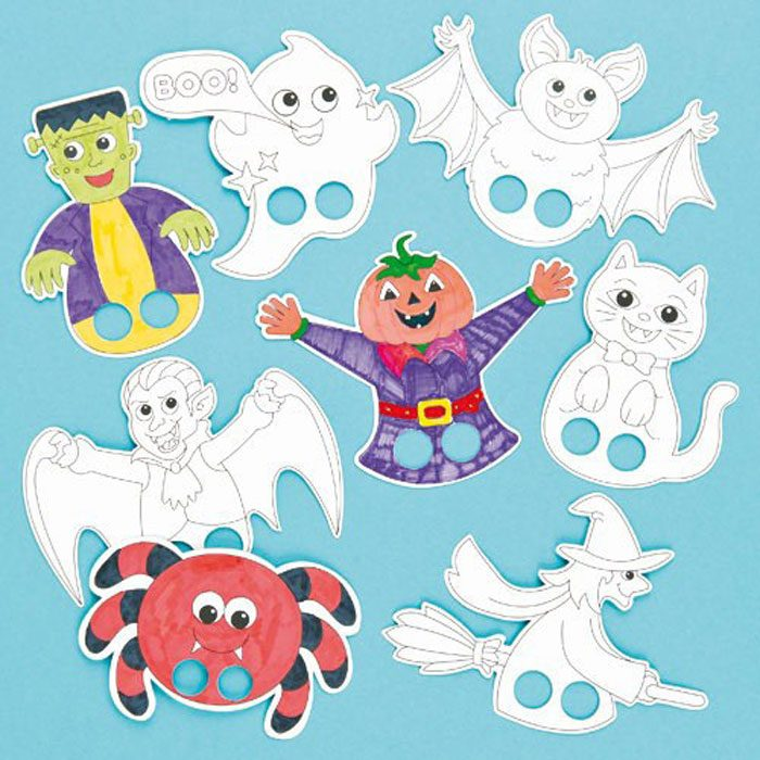 colour_in_finger_puppets_halloween