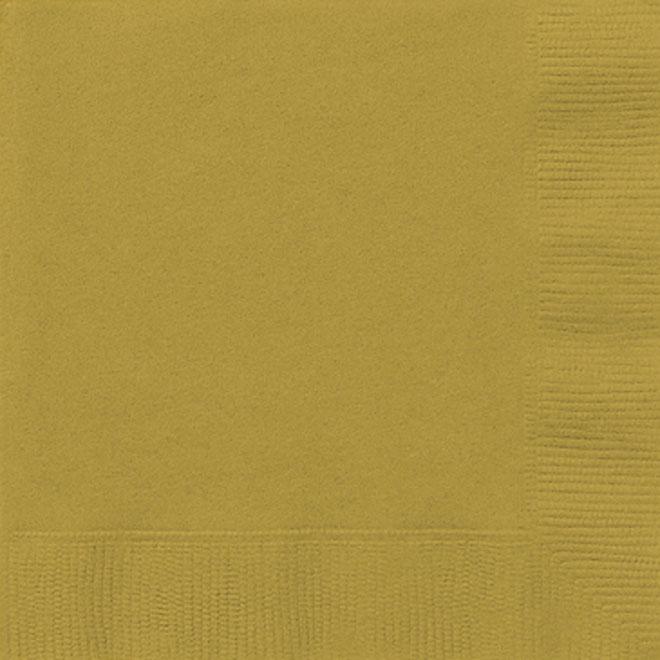 plain_gold_napkins