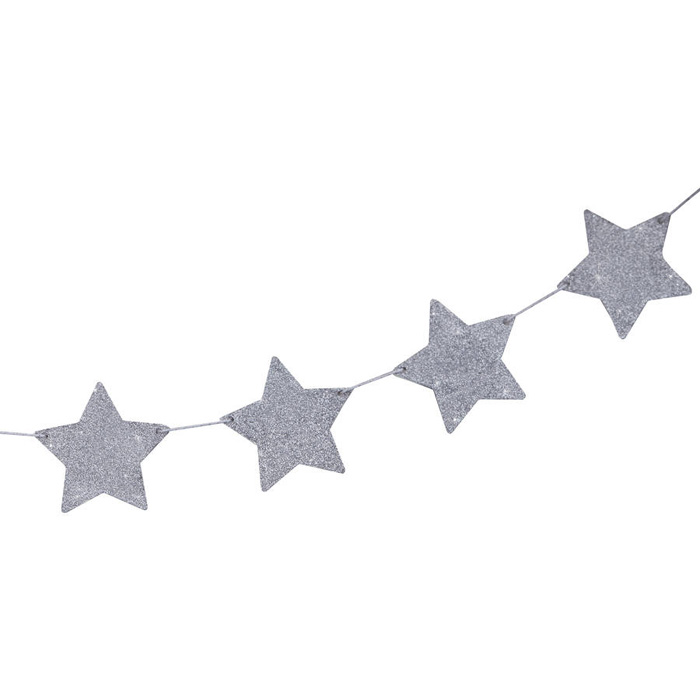 wooden_silver_glitter_star_bunting