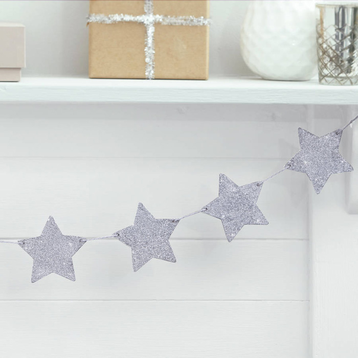 wooden_silver_glitter_star_bunting2